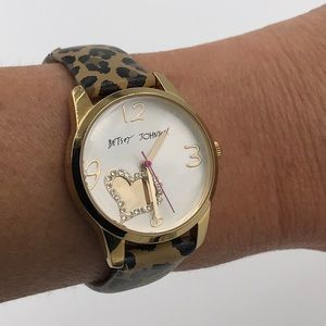 Betsy Johnson watch